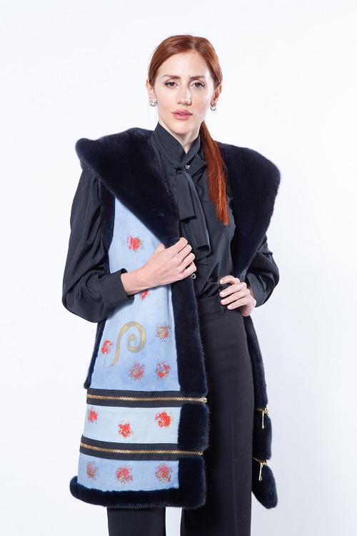 Дубленки - любимый элемент зимнего гардероба